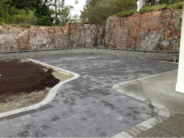 Paving Stone & Allen Block Wall Services
