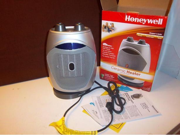 Honeywell Ceramic heater