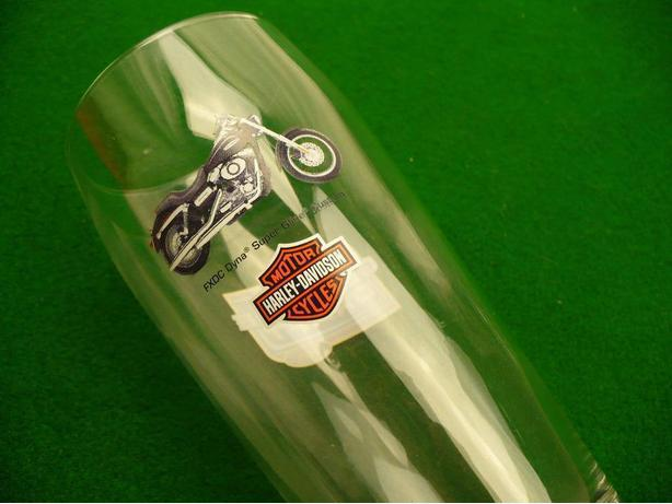 New Harley Collectible Draft Glass