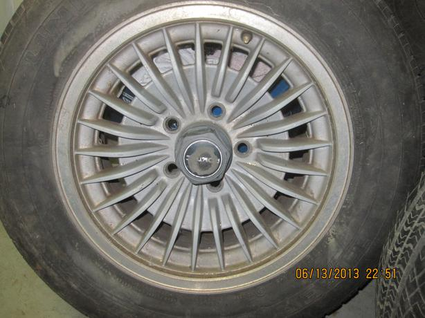 "Trans-am / Firebird 15"" Original Turbine Alloy Wheels"
