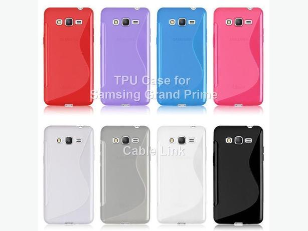 TPU Protective Case for Samsung Galaxy Grand Prime