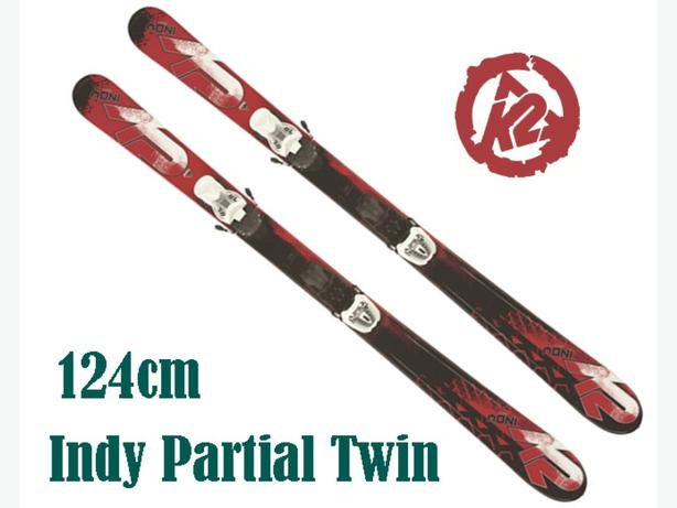 K2 Indy Partial Twin ~ 124cm