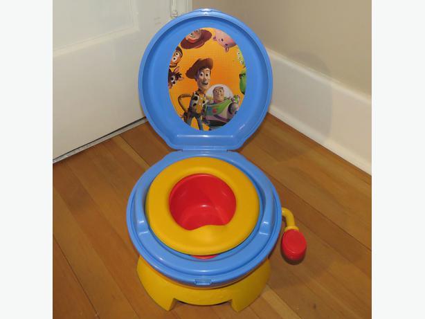 Toy Story Potty Training : The first years toy story celebration sounds potty system