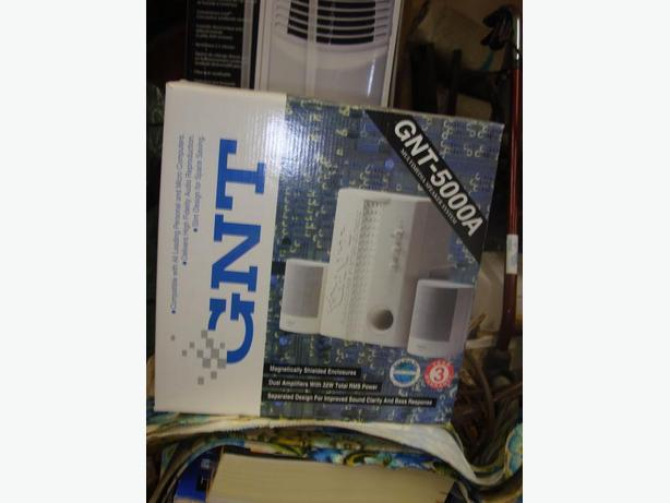 GNT Surround Sound System - $30