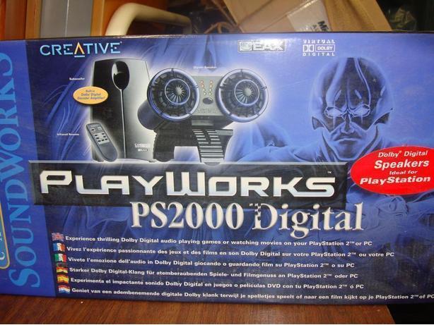Brand New Playworks PS2000 Digital Speaker System - $100