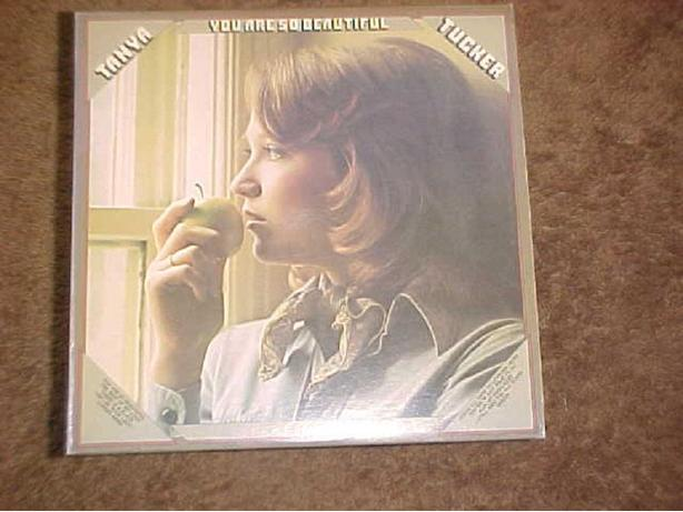 TANYA TUCKER YOU ARE SO BEAUTIFUL VINYL LP