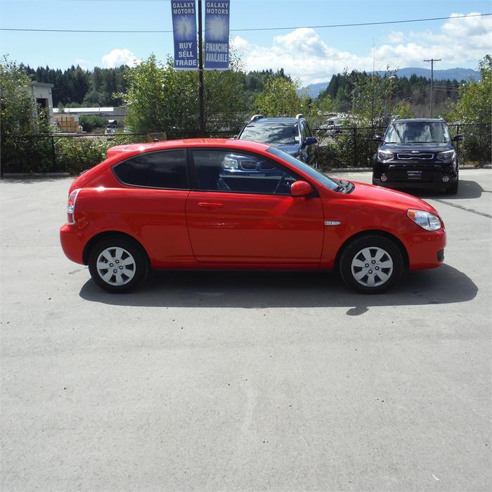 2010 Hyundai Accent Se 5spd Manual Outside Victoria Victoria