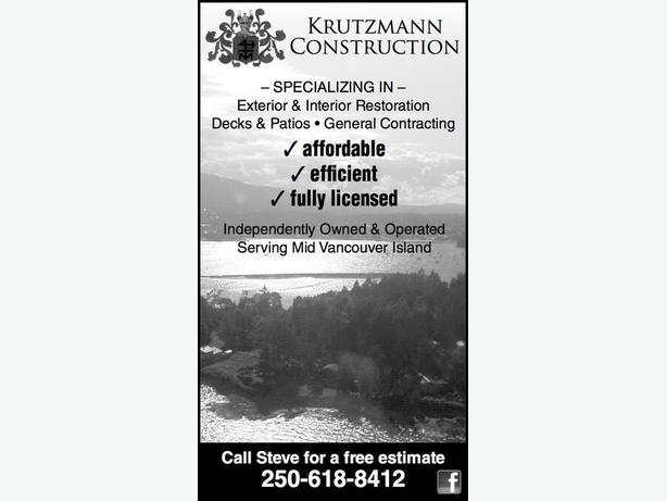 Krutzmann Construction 2016®