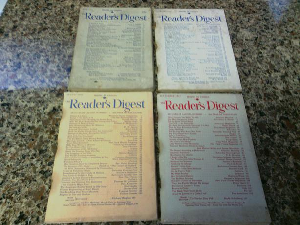 Readers Digest 1946-47