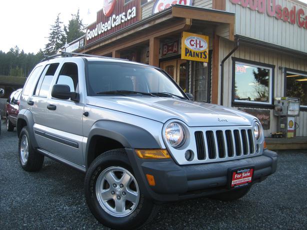 2005 Jeep Liberty Diesel CRD, 2.8 Turbo Diesel, 4x4, Sale !