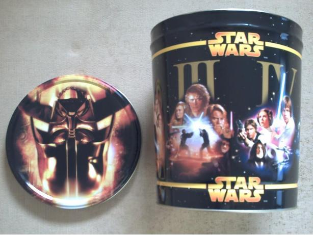 Star Wars Episode 1-6 Collectors Tin