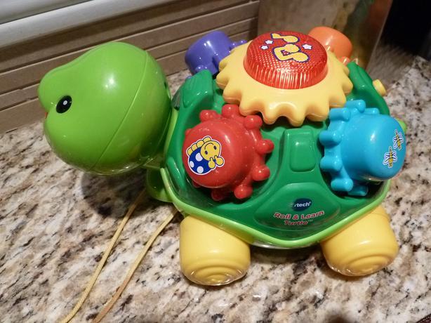 VTech Roll & Learn Turtle