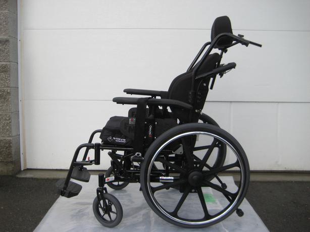 Orion 11 Tilting Wheelchair