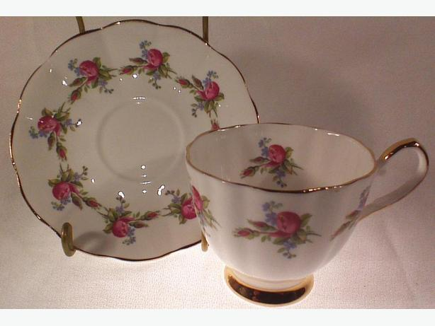 Royal Kent teacup & saucer