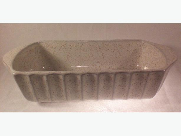 Blue Mountain Pottery loaf pan