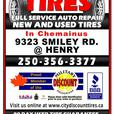 """New: 205/40ZR17"""" Tires"""