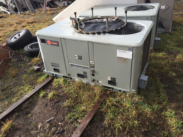 Air handlers air conditioning heat pump