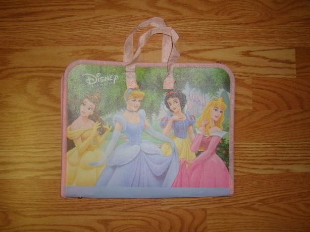 Like New Princess Paper, Craft or Art Holder - $2