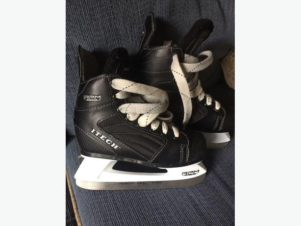 ITECH RPM2500 Kids Hockey Skates