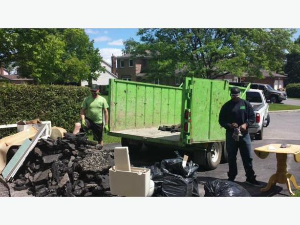 Junk Removal Ottawa, Junk That Funk