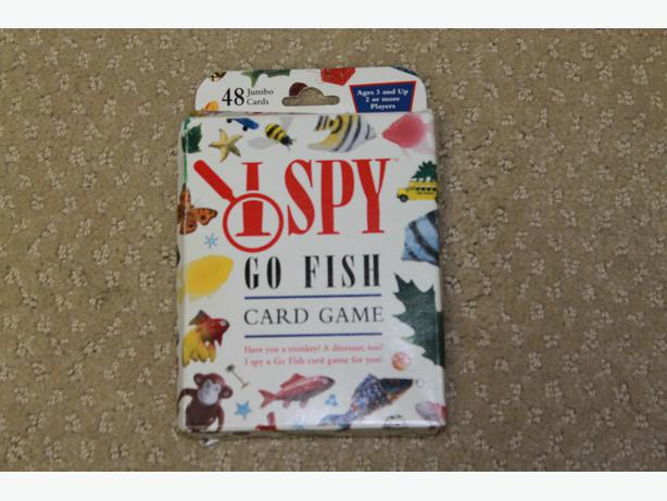 I spy go fish card game saanich victoria for Go fish game online