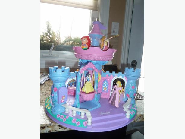 Disney Princess Spin N Surprise Castle Central Ottawa
