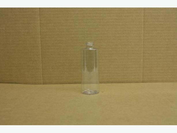 120ml Clear Bottles (No Cap)