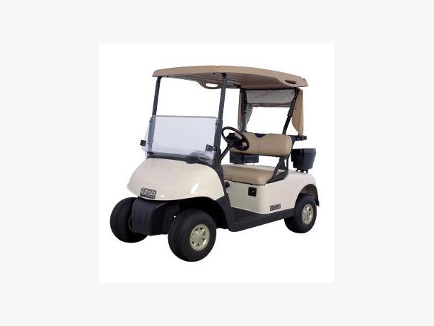 2012 EZ-GO RXV GOLF CART