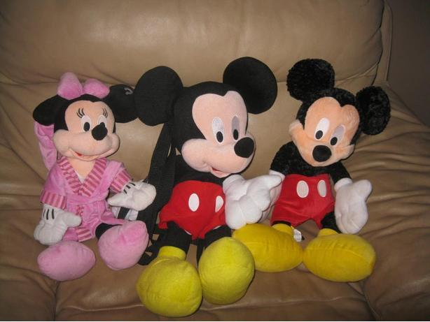 3 Disney MICKEY MOUSE(s)  $10 each OR get ALL 3 for ONLY $25