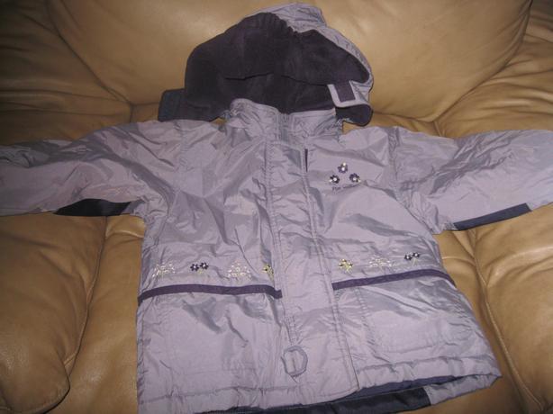 Girls Winter Jacket-  size 3