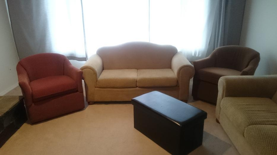Moving Sale Come Make Us An Offer Today Couch Love Seat