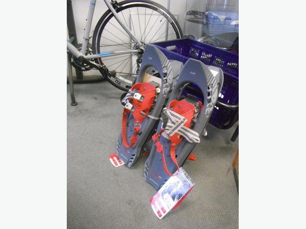 Louis Garneau Neotrail LX Snowshoes New