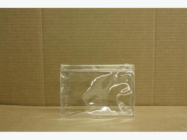 Clear Zip Close Bags