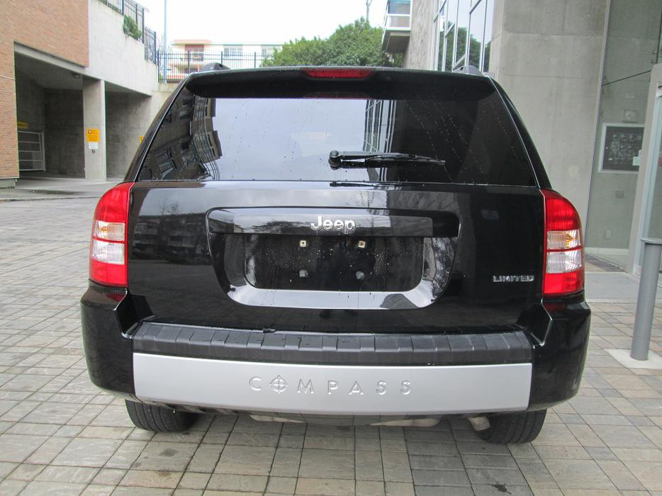 2007 jeep compass limited on sale fully loaded for West valley motor vehicle