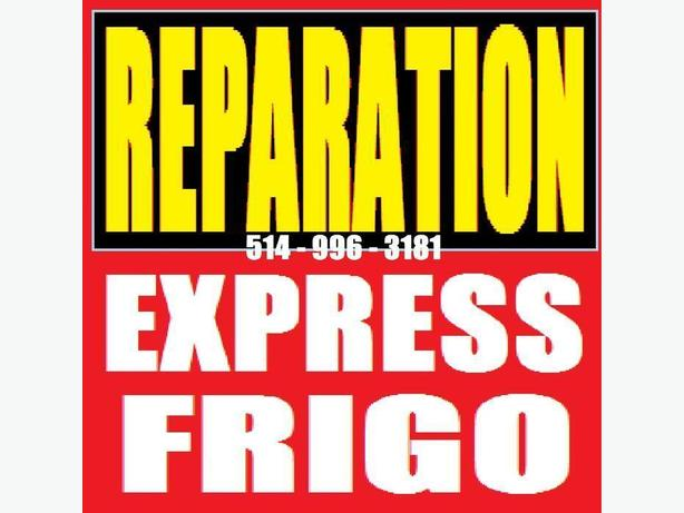 Appliance Repair Refrigerator Fridge Freezer Reparation