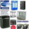 REPARATEUR air climatisé THERMOPOMPE 514-9963181 REPAIR AIR CONDITIONER