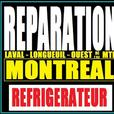 REPARATION REFRIGERATEUR ELECTROMENAGERS THERMOPOMPE MONTREAL AIR CONDITIONER