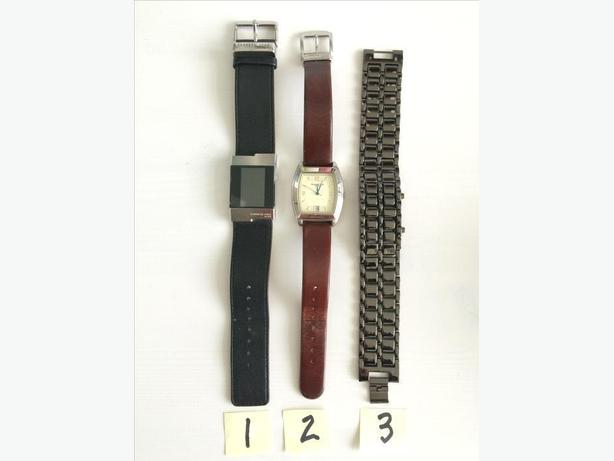 Mens Wristwatches by Kenneth Cole & Lund