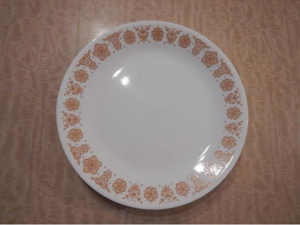 Corelle Butterfly Gold Dishware