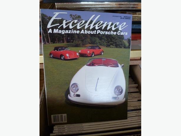 Excellence Porsche magazine