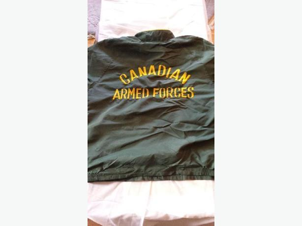 Coat Canadian Armed Forces