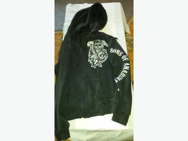 Hoodie son of anarchy