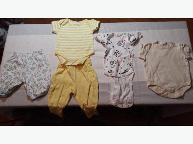 Newborn to 3 multiple clothing