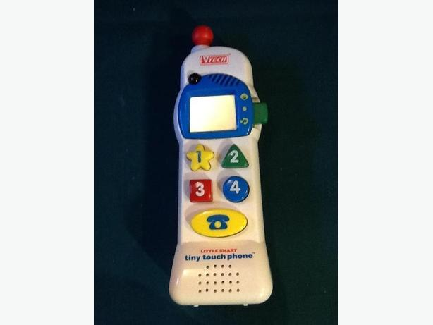 VTECH Little Smart Tiny Touch Phone
