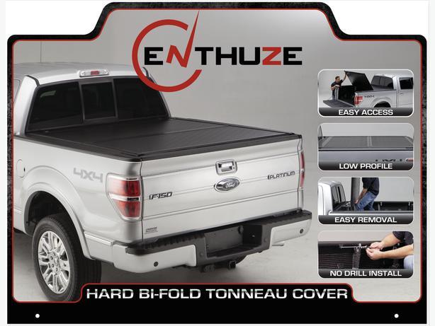 Bi-Fold Cover