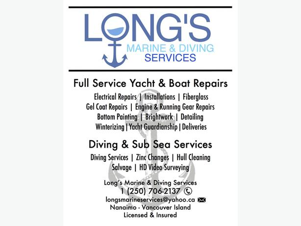 LONGS MARINE AND DIVING SERVICES