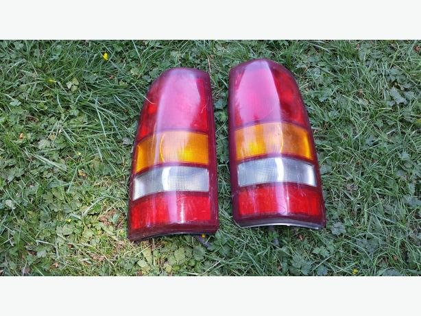 TAILIGHTS FROM 2001 GMC OR CHEVY FULL SIZE PICKUP