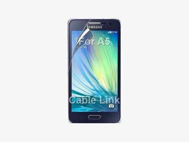 Clear Screen Protector Guard Film For Samsung Galaxy A5