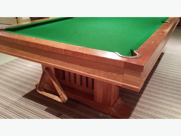 deLeeuw Billiards pool table installers