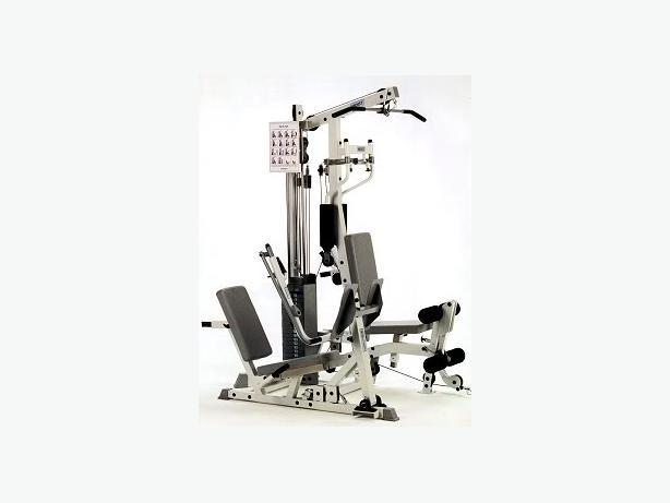 Hoist H310 Home Multi Gym With Optional Hlp123 Leg Press